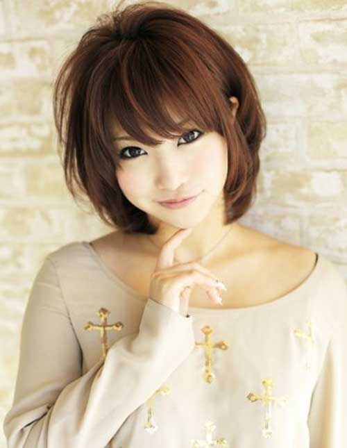 Traditional Japanese Hairstyles For Short Hair : Asian Short Haircut The Best Short Hairstyles for Women 2016