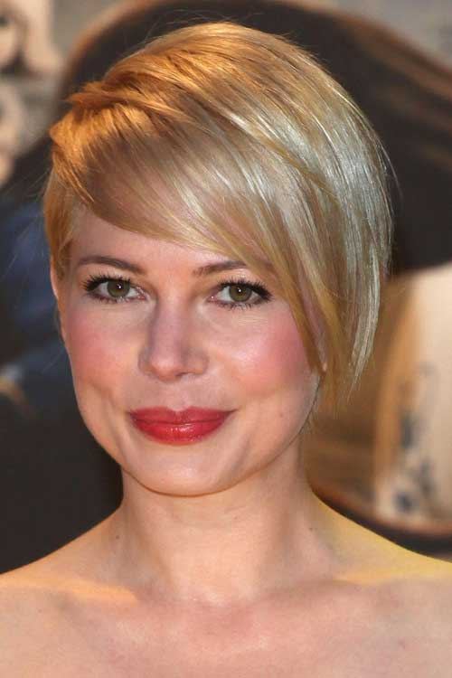 Short Hairstyles for Straight Thick Blonde Hair