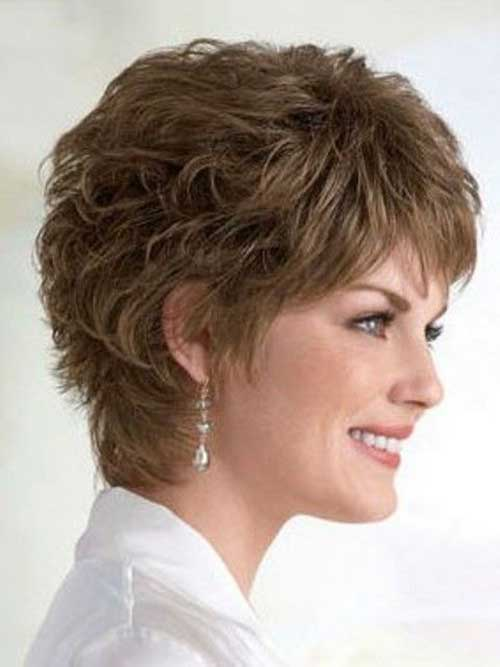 Short Layered Pixie Hair Styles for Woman