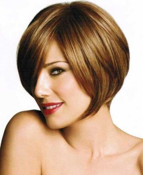 Short Straight Hairstyles For Thick Hair | The Best Short Hairstyles ...