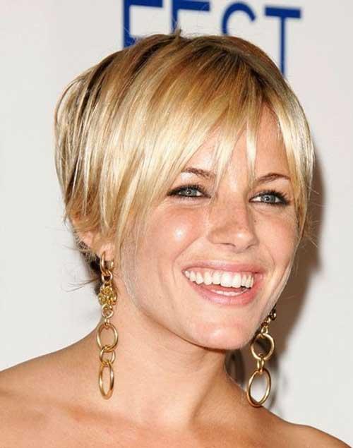Sienna Miller Pixie Haircut