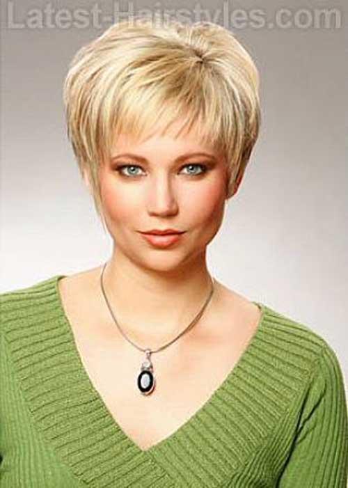 Womens Short Pixie Haircut Styles