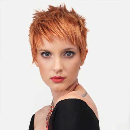 Best Short Haircuts for Women-10