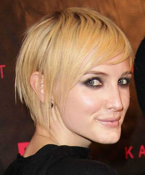 Celebrities with Pixie Cuts-11