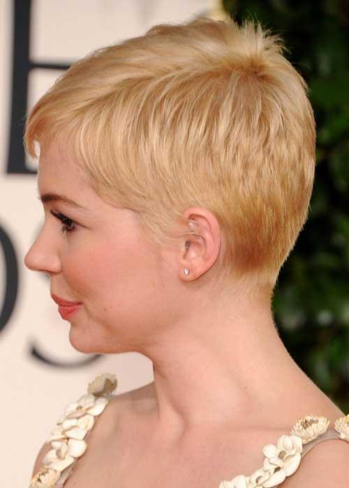 Celebrity Short Hairstyles-11