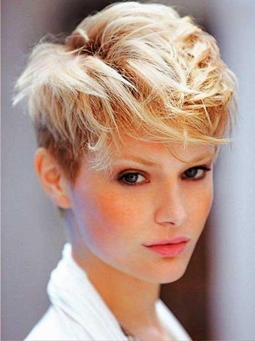 Trendy Short Hairstyles-12