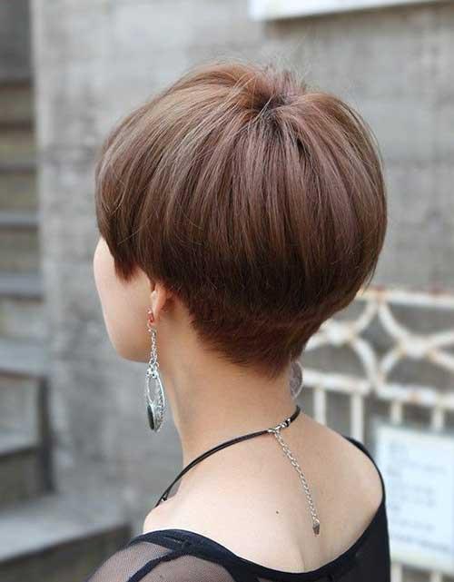 Cute Hairstyles for Short Hair-13