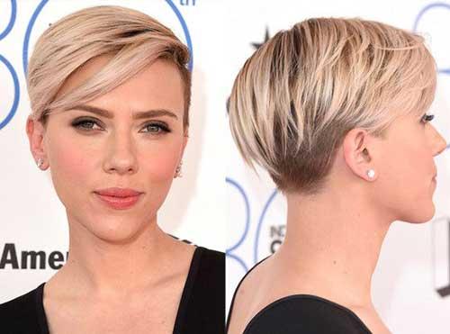 Celebrity Short Hairstyles-14