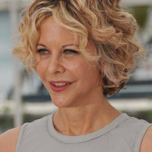 Curly Short Hairstyles-15