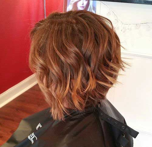 Inverted Bob Hairstyles The Best Short Hairstyles For