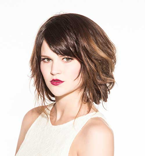 Best Short Haircuts for Women-16