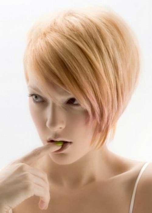 Best Short Haircuts for Women-18