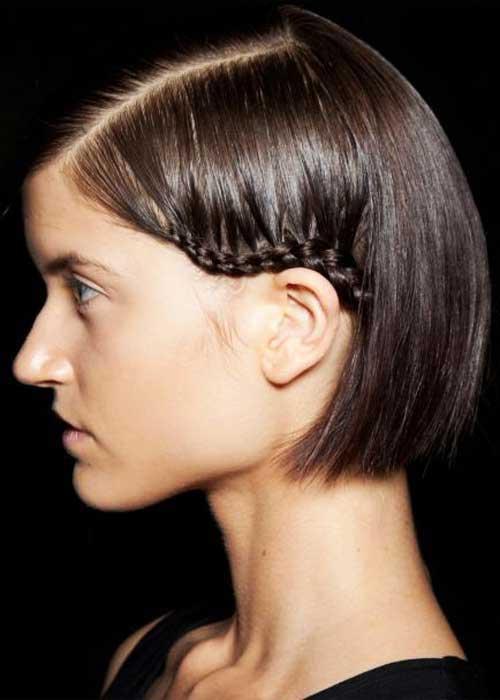Cute Hairstyles for Short Hair-6