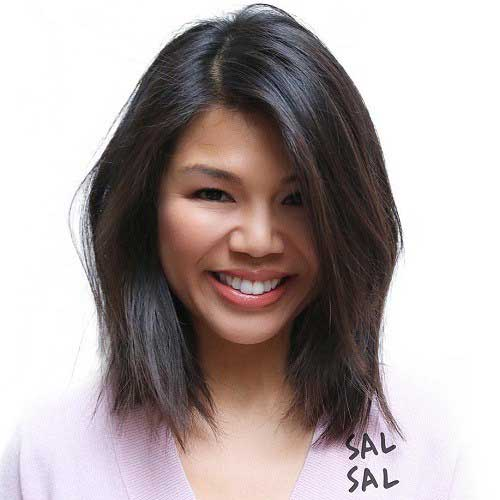 Short Medium Haircuts-6