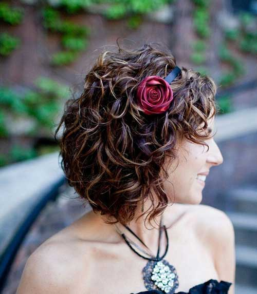 Curly Short Hairstyles-7