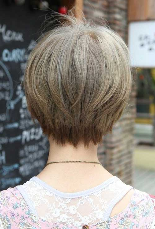 Short Haircuts for Straight Hair-7
