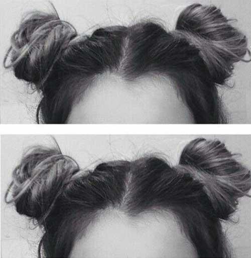 Cute Hairstyles for Short Hair-8