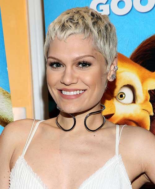 Celebrities Pixie Cut
