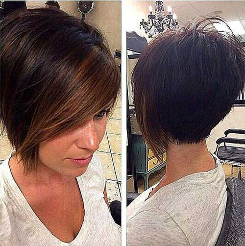 Short Haircuts for Straight Hair