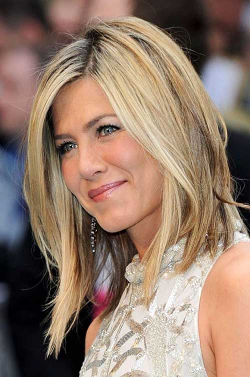 Jennifer Aniston Long Bob-10