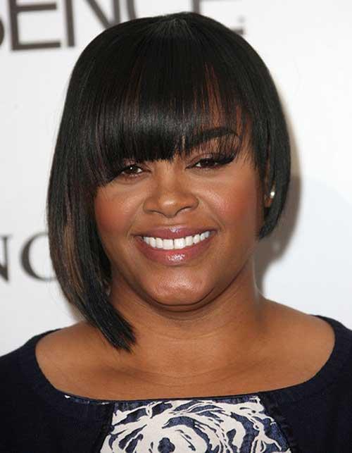 Bob Hairstyles for Black Women-12