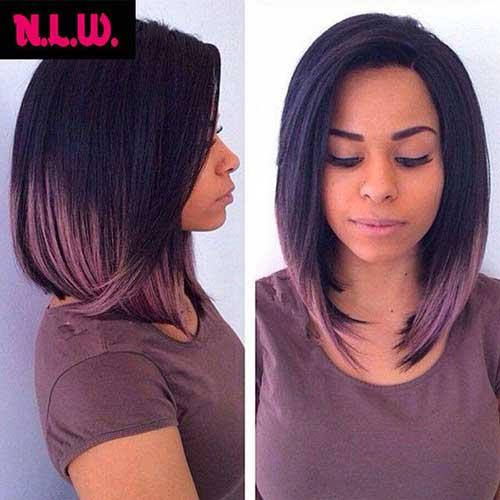 Bob Hairstyles for Black Women-14