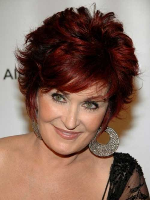 Short Haircuts for Mature Ladies-15