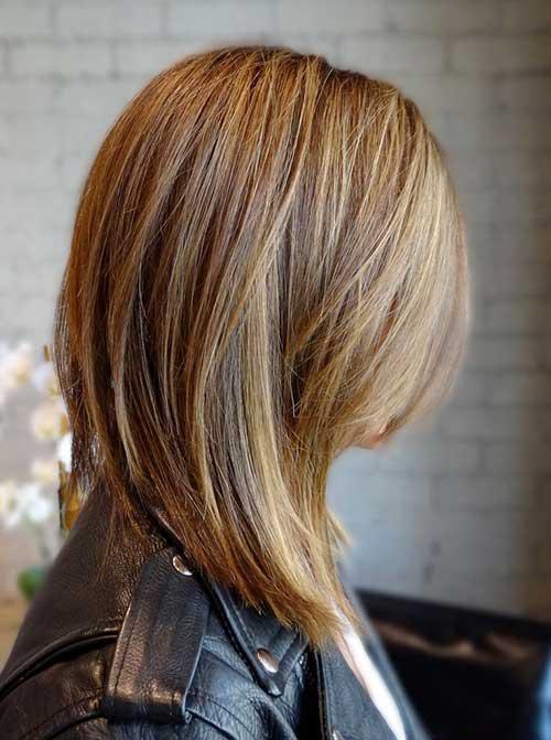 Medium To Short Haircuts-20