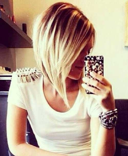 Trendy 2014 Bob Hairstyles