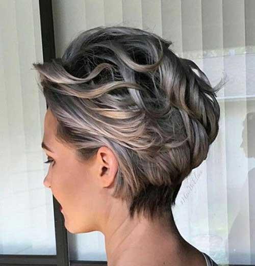 Short Hair Styles for Women-22