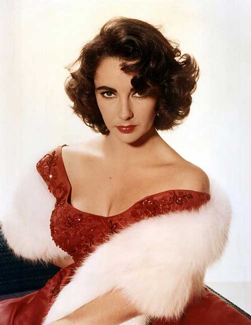 50s Hairstyles for Short Thick Wavy Hair