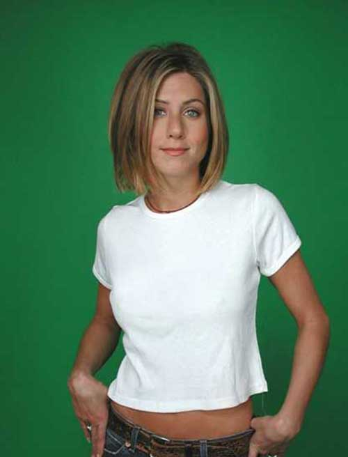 Jennifer Aniston Long Bob-6