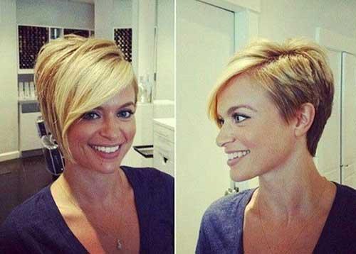 Short Hair Styles for Women-7