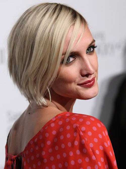 Layered Haircuts for Short Hair-8