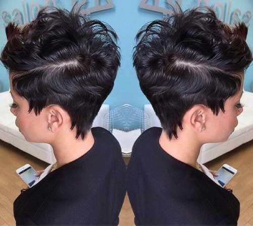 Short Hairstyles for Black Girls-8