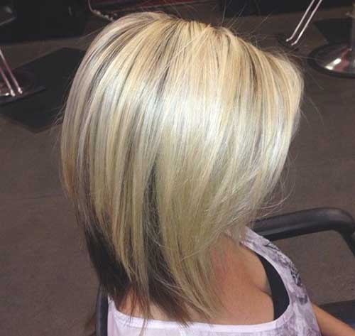 Medium To Short Haircuts-9