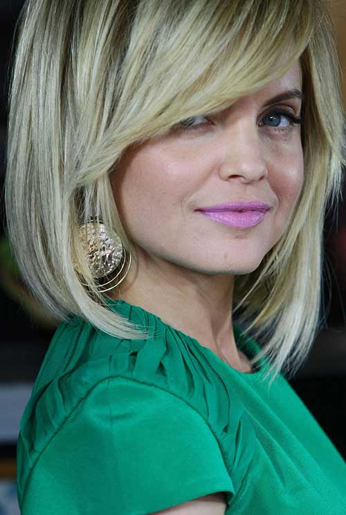 Best Bob Hairstyles for Thick Blonde Hair