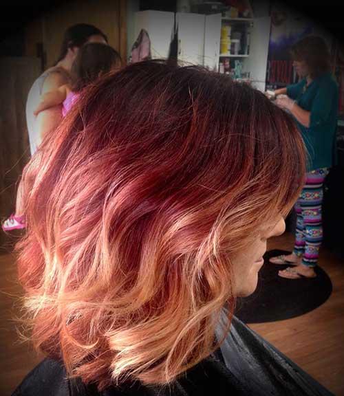 Hair Color for Short Hair