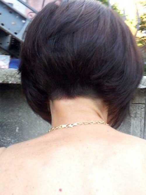 Undercut Bob For Thick Hair Best Undercut Thick Bob Hair