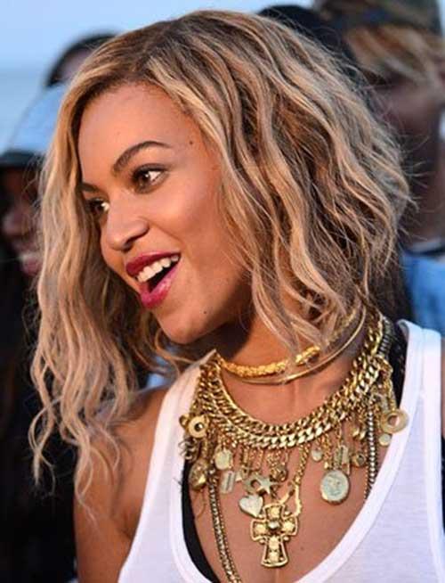 Beyonce Bob Hair Style 2015