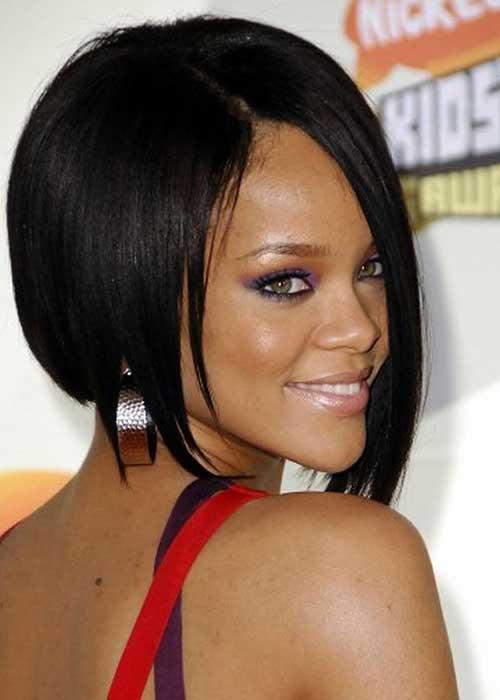 Black Girl Fine Bob Hairstyles