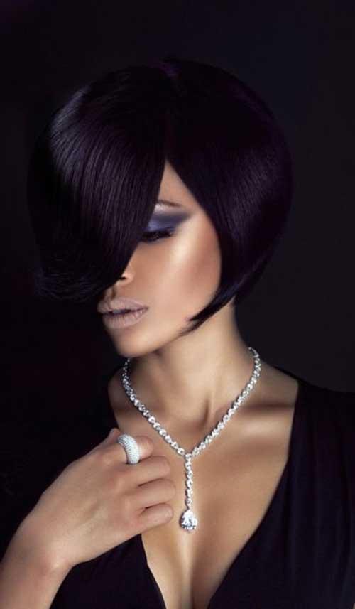 Classy Black Girls Bob Haircuts