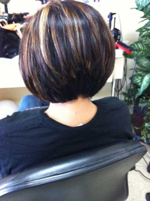 Line Bob Haircut Trends 2014