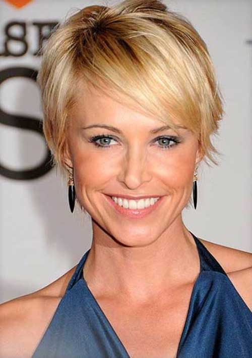 Celeb Pixie Haircuts for 2015