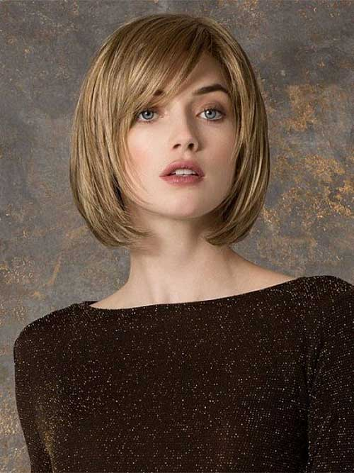 10 Layered Bob Hairstyles For Thick Hair | The Best Short Hairstyles ...
