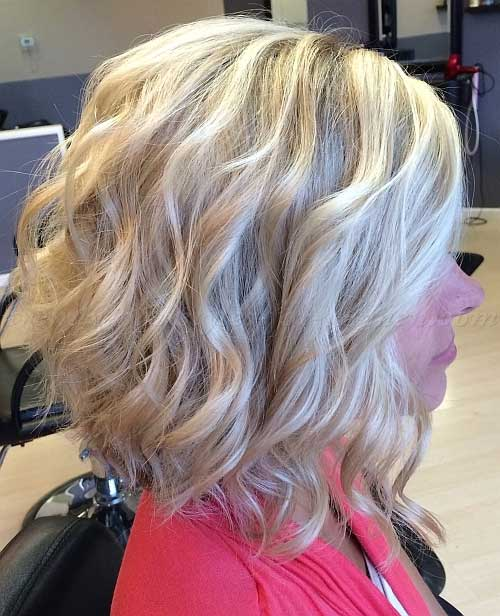 Chic Wavy Bob Hair 2015