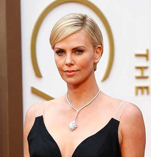 Classy Short Haircuts Ideas Round Face