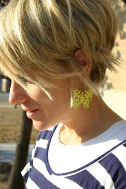 Cute Easy Short Pixie Hairstyles