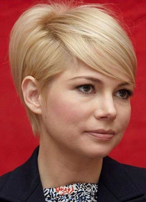 Cute Easy Short Straight Hairstyles