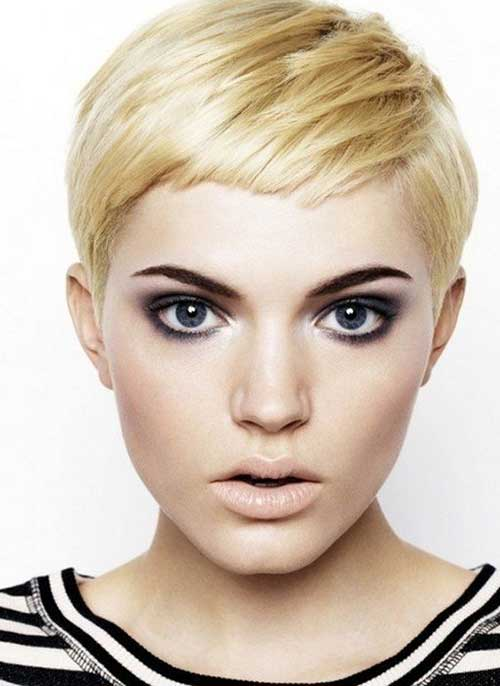 Cute Short Hair Trend Pictures